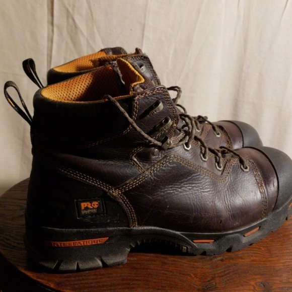 colours and striking thoughts on limited sale Timberland Pro Steel Toe Work Boots